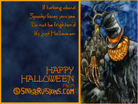 Phantom Jack 2004 Hallowe'en Desktop Wallpaper from SinisterVisions.com